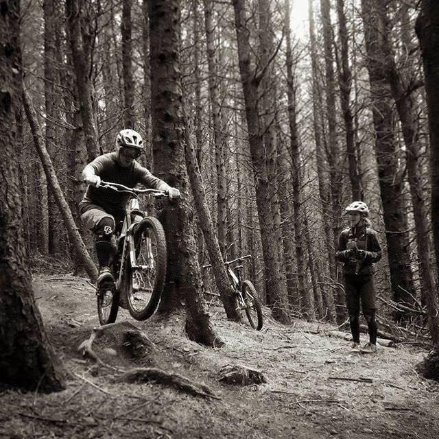 Can you name the trail?? Comment below  #mtb  #uplift  #dh  #enduro