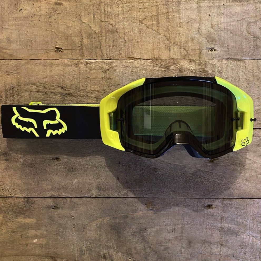 Fox Vue Stray Goggle Black/Yellow
