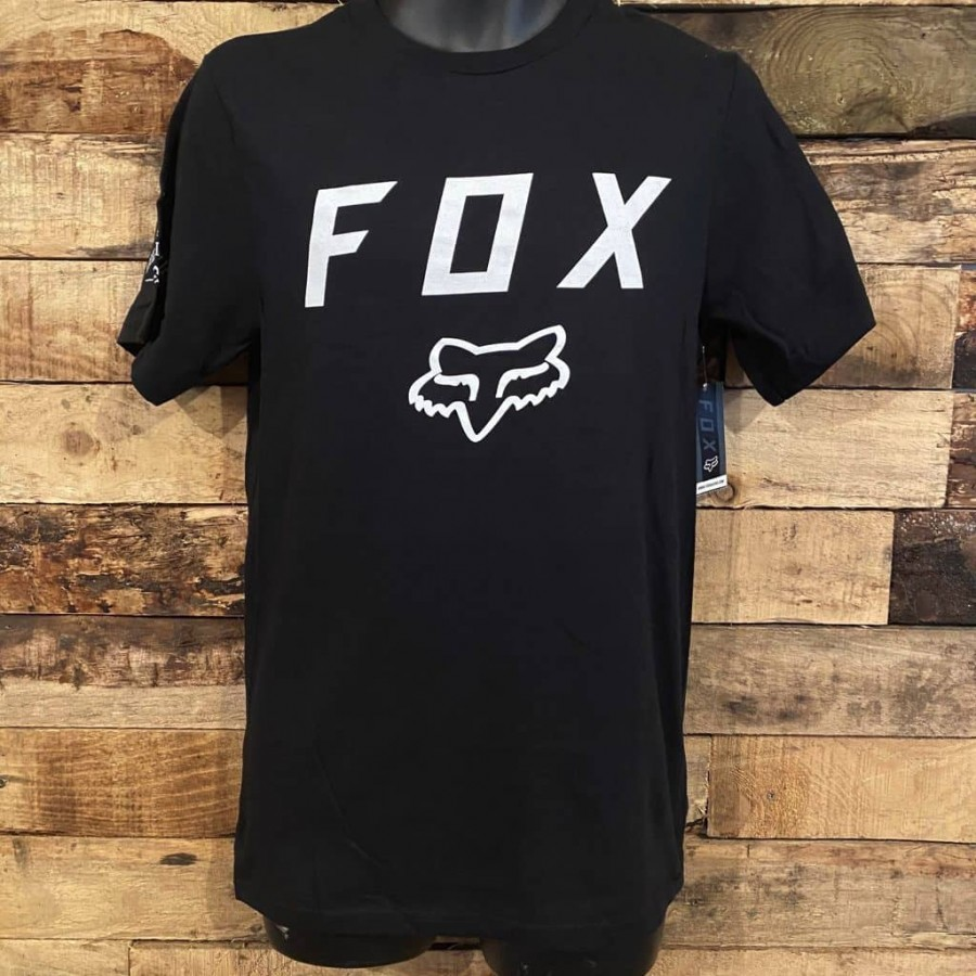 Fox Legacy Moth T-Shirt Black