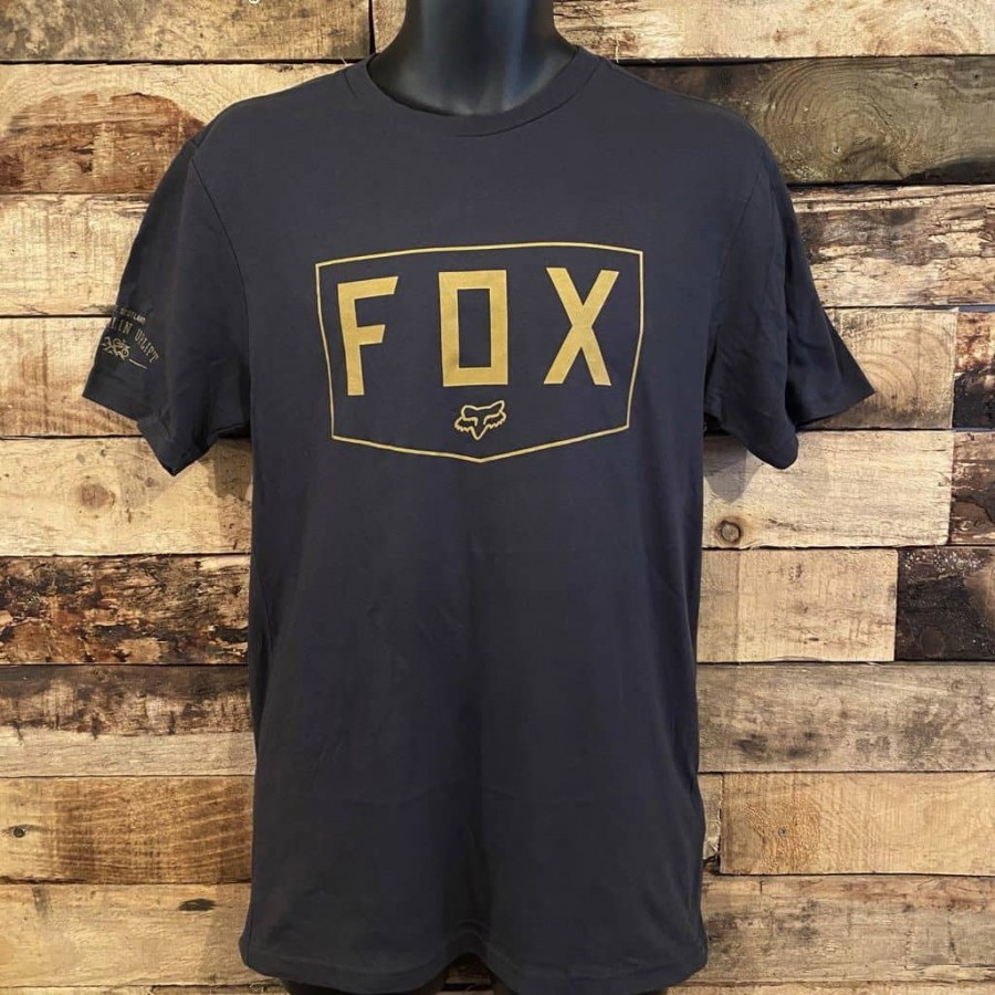 Fox Shield Premium T-Shirt Tortoise/Bronze