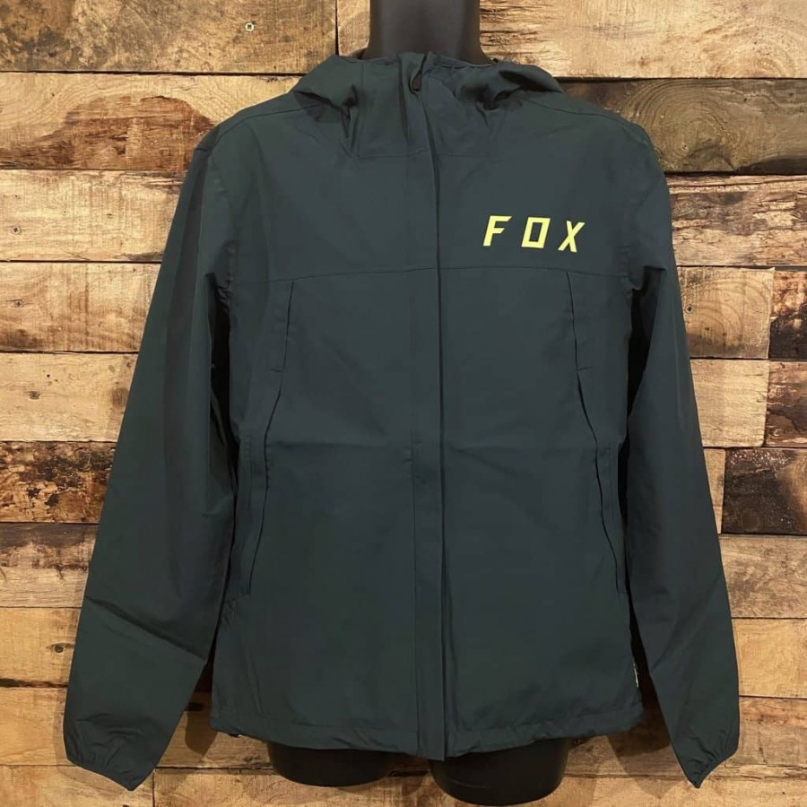 Fox Ranger 2.5L Water Jacket Emerald